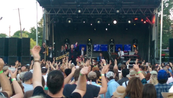 St. Paul and the Broken Bones at Lucero Block Party