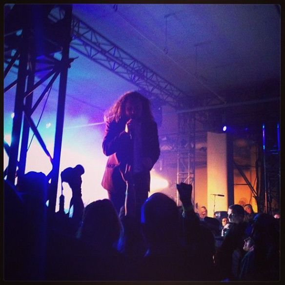 Jim James @ SXSW, March 2013