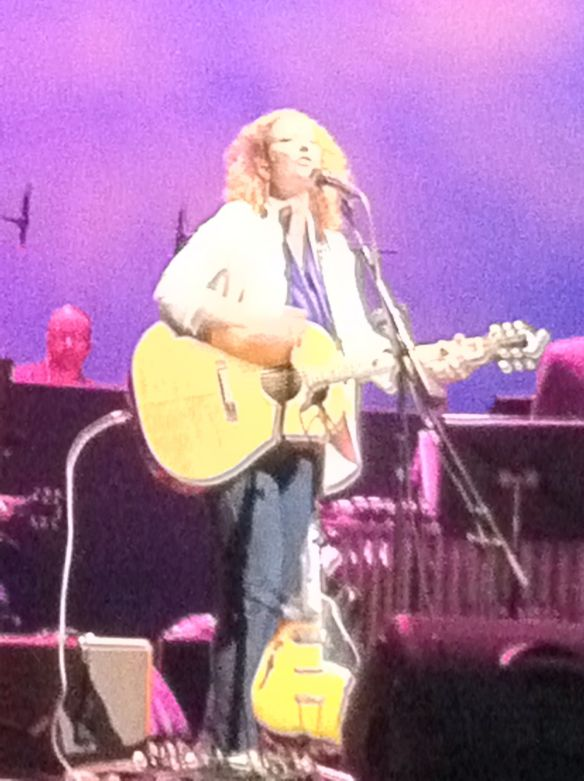 Kathleen Edwards, Fitzgerald Theater, St. Paul, MN, 4/19/13