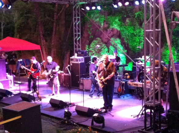 Los Lobos in Minneapolis 7/7/13