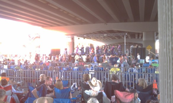 Blues Under the Bridge 2012