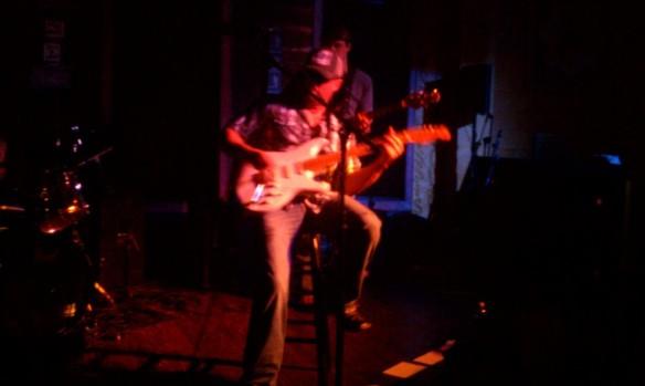 Shane Dwight at Mojo's Kitchen 11/30/12