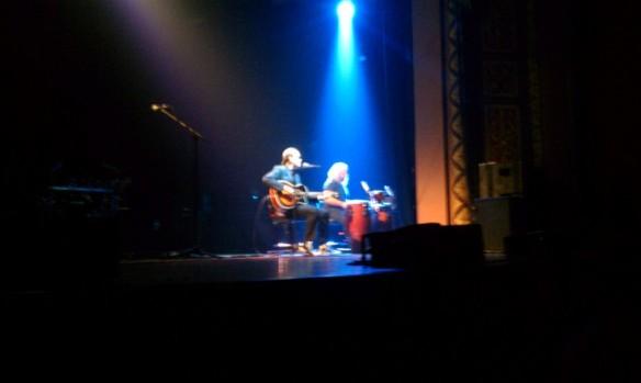 Joe acoustic