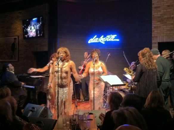 Martha Reeves and The Vandellas, turning up the heat at the Dakota