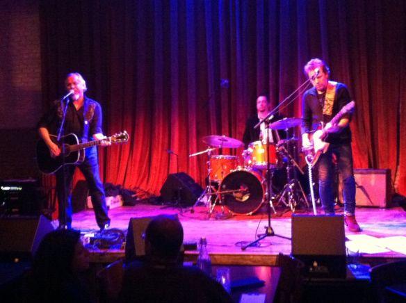 Sam Llanas and band