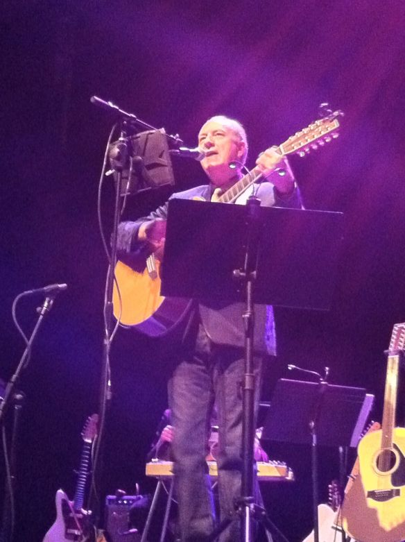Mike Nesmith, Fitzgerald Theater, St. Paul, MN, 4/5/13