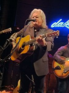 He's a guitar man, too!
