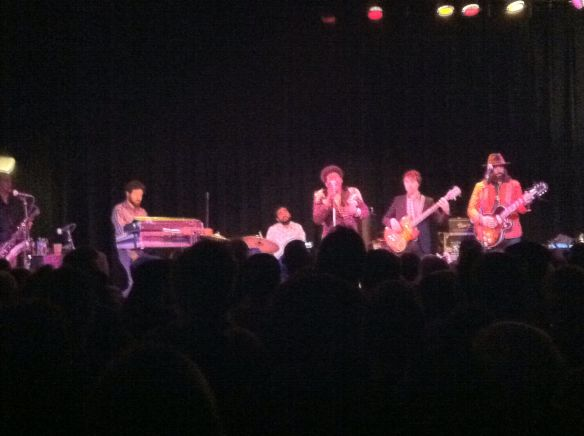 Charles Bradley & His Extraordinaires, Cedar Cultural Center, Minneapolis, MN, 5/7/13