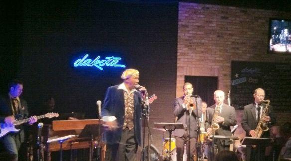 Maurice Jacox and the Secret Stash Band, Dakota Jazz Club, Minneapolis, MN, 5/4/13