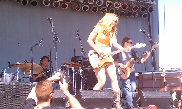 Samantha Fish rocks Sarasota!