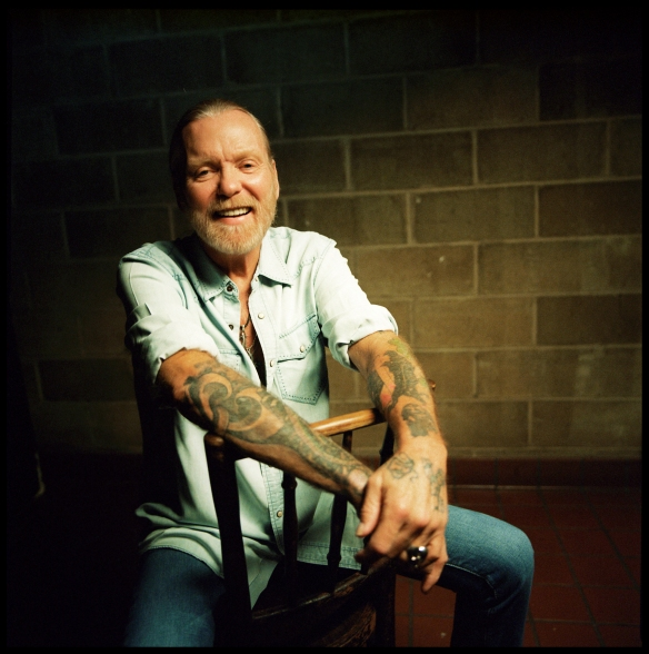 Gregg Allman in MUSCLE SHOALS