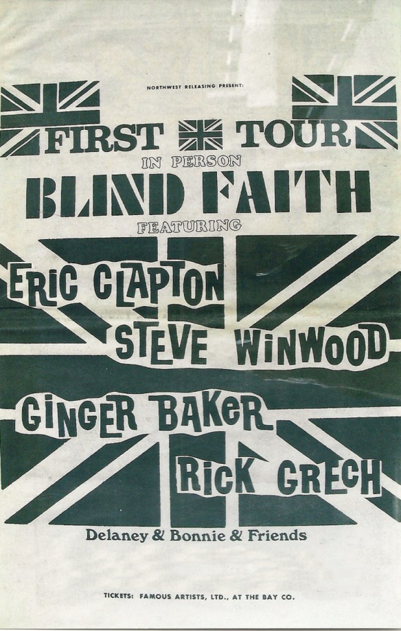 Blind Faith poster