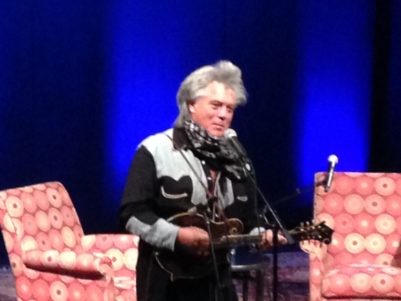 Marty Stuart speaking and performing at the Country Music Hall of Fame on the topic of his Mississippi roots and the music that influenced his career.